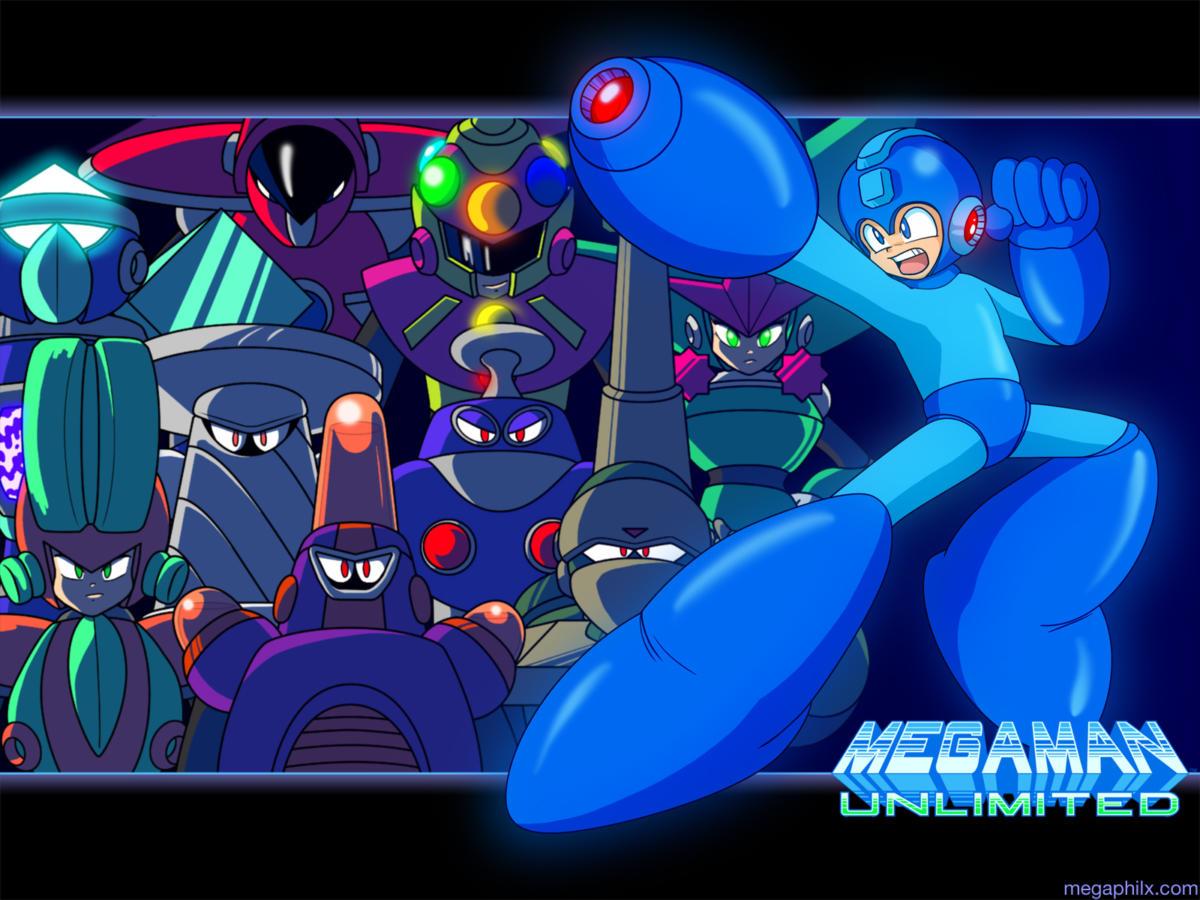 Mega Man Unlimited | MegaPhilX
